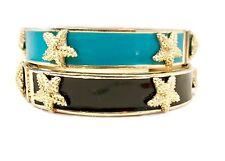 Enamel STARFISH hinged Bangle Bracelet - Lilly Pulitzer