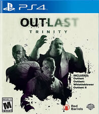 Outlast Trinity PS4 New PlayStation 4, PlayStation 4