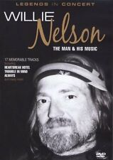 Willie Nelson - The Man And His Music  -DVD-  NEU&OVP/SEALED!