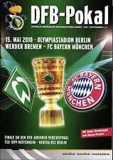 DFB-Pokalendspiel 2010 SV Werder Bremen - FC Bayern München, 15.05.2010