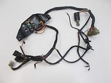 89-93 Harley  FXR   main wiring harness loom ignition fuses relay