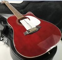 Z&W 12 Strings  Electric Acoustic Guitar Solid Spruce Fishman EQ Cutway Style