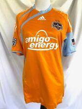 Houston Dynamo Soccer Game Used Worn Jersey Danny Cruz #5