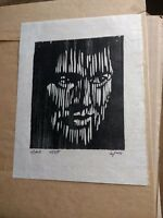Gerald Coles - Rare Signed Limited Edition Print (British Museum)