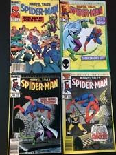 Marvel Tales 165,184,185,186 Amazing Spider-Man Silver Age Reprints Lee-Ditko