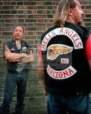 SONNY BARGER HELLS ANGELS - 8X10 PUBLICITY PHOTO (YW003)