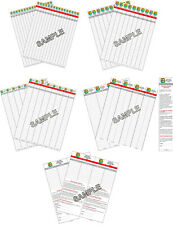 Practical Geocaching® - SPECIAL! GX Logo Bulk 'Rite in the Rain®' - 80 Logs