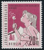 BERLIN 1960, MiNr. 195 II, tadellos postfrisch, Befund Schlegel, Mi. -,-