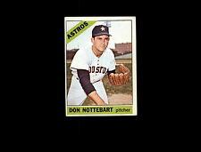 1966 Topps 21 Don Nottebart EX #D525519