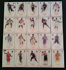 20 x Panini Excalibur 2014/15 NBA Basketball Rookie Cards Bulk Lot RC