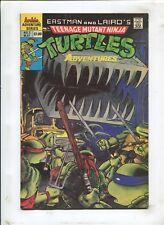 TMNT ADVENTURES #2 - RETURN OF THE SHREDDER PART 2! - (9.2) 1989