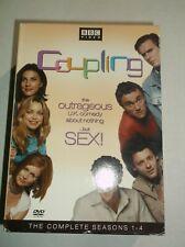 Coupling - The Collection (DVD, 2005, 7-Disc Set) Jack Davenport, Gina Bellman