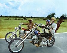 EASY RIDER PETER FONDA JACK NICHOLSON DENNIS HOPPER MOTORBIKE PHOTO