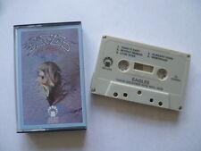 Rare Vintage THE EAGLES Saudi Arabia Unofficial Import Cassette IMD Label 6598