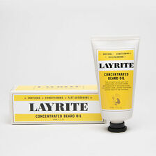 Layrite Concentrated Beard Oil 2 oz