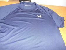 Under Armour Navy Blue T-shirt Size M