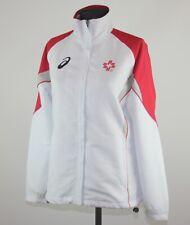 Switzerland Swiss Gymnastics Federation womens training jacket Size M Asics