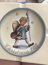 Schmid Angelic Procession Christmas 1982 12th Limited Edition Collector Plate