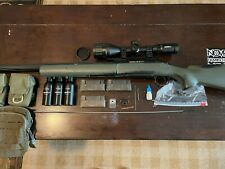 Novritsch SSG-24 + Extra Magazines and Extra Airsoft