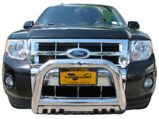 VANGUARD 08-12 FORD ESCAPE FRONT BULL BAR BUMPER PROTECTOR GRILL GUARD S/S
