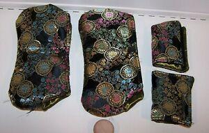FINAL MARKDOWN Exquisite Multi Color Crutch Covers