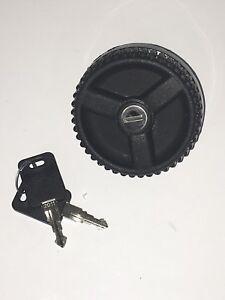 CARAVAN / MOTORHOME - Water Inlet Locking Filler Cap – Black - 01622T90281PK