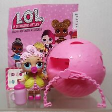LOL L.O.L. Series 1 2016 Vanilla Release Royal High Ney Complete Doll w/ Accs