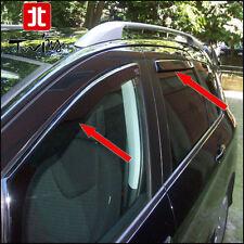Set 4 Déflecteurs de vent pluie air teintées Peugeot 308 SW 2007-2013 wagon