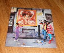 Aretha Franklin, original signed LP cover * Who 's ZoomIn' who * + LP, muy raro