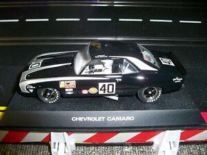 1/32 slot cars Scalextric Chevy Camaro #40