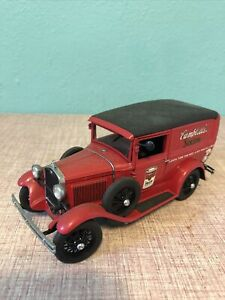 DANBURY MINT 1/24 1931 FORD CAMPBELL'S SOUP PANEL DELIVERY TRUCK