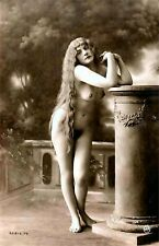 A4 Vintage 1920's Art Deco Pretty Nude Girls ..Victorian/Edwardian Beauties 234
