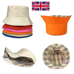 Cotton Adults Bucket Hat - Winter Fishing Fisher Beach Festival Sun Creative W