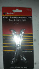 FORD HOLDEN UNIVERSAL 5/16 3/8 FUEL FILTER FUEL LINE CLIP DISCONNECT TOOL CHEAP