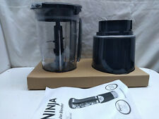 Ninja Electric Pulse Blender 48oz Smoothie Maker Drink Mixer Food Prep Black