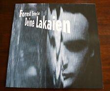 Deine Lakaien - Forest Enter Exit, rare Vinyl LP 1993 GYM 516 OIS