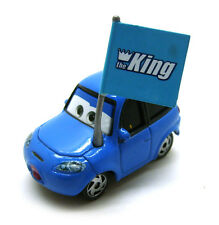 Disney Pixar Movie Cars Diecast Vehicle Matthew True Blue McCrew the King Fan