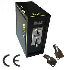 Coin Operated timer box to turn PC into Vending PC , internet cafe kiosk etc..