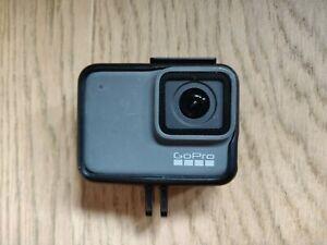 GoPro HERO7 Silver 10Mpx 4K Action Camera usata con attacci casco