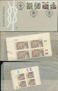 South Africa Transkei Medicine Art Scouts MNH x128 To R2+Covers Cards x 9(W2300