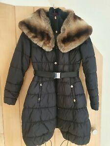 Karen Millen Coat 12, stunning winter puffa coat