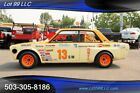 1969 Datsun 510 2 Doors Race Car V6 CONVERSION Roll Cage Coupe