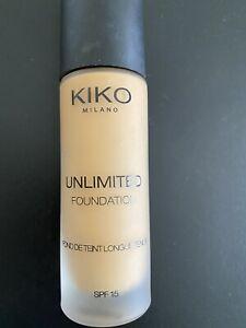 kiko milano foundation Neutral Gold