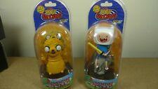 """Neca Adventure Time Finn & Jake 6"""" corpo KNOCKERS NUOVO CON SCATOLA"""