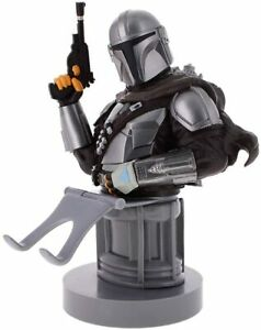Cable Guy The Mandalorian Star Wars PS5 Xbox Series X Controller Phone Holder