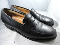 Tom James Bench Made in England Penny Loafers  Men Size 11 E