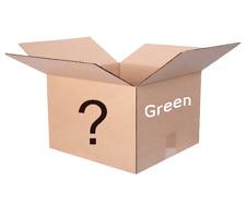 Mystery Box Green