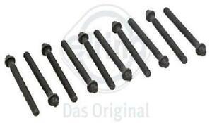 Original ELRING Cylinder Head Bolt Set 802.790 For BMW Land Rover Morgan