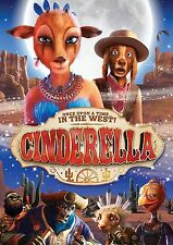 CINDERLLA : ONCE UPON A TIME IN THE WEST  PASCAL HEROLD NEW SEALED DVD