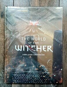 The Witcher 3 Limited Collectors Edition Compendium Hardcover PS4/XBOX/PC